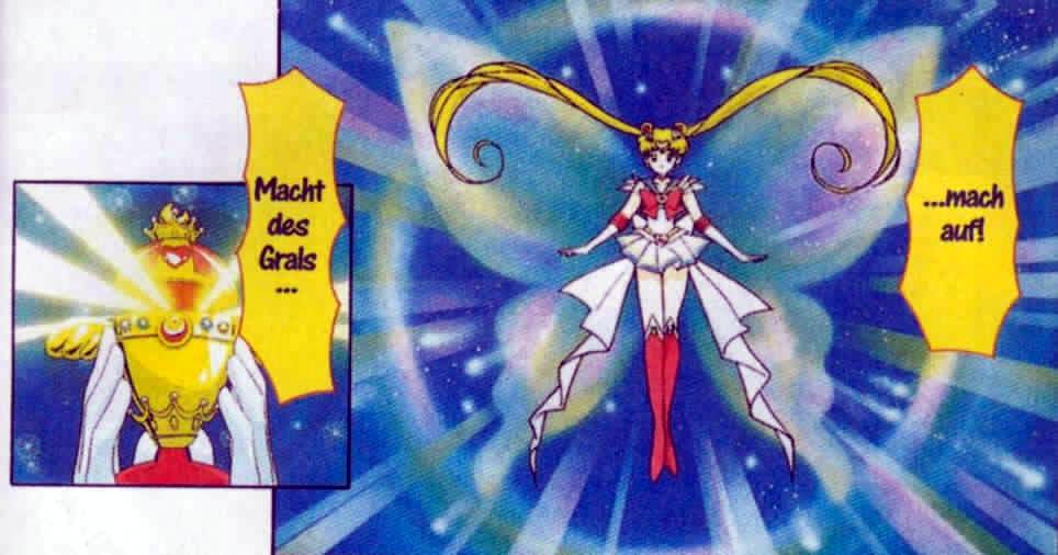 Sailor Moon - entwickelt