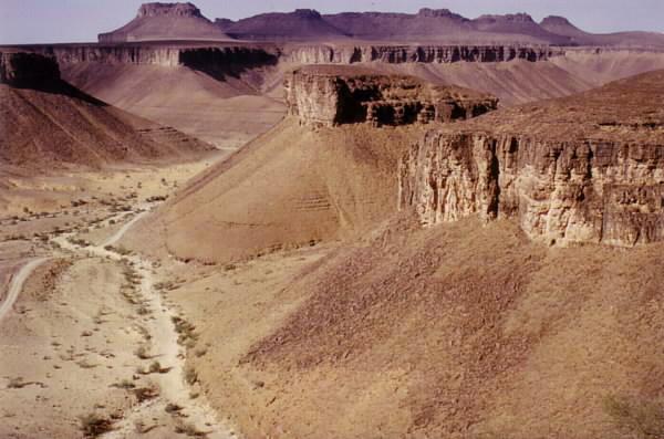 Adrar - passe d'Amogjar