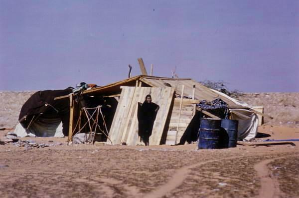 Hütte - Zelt