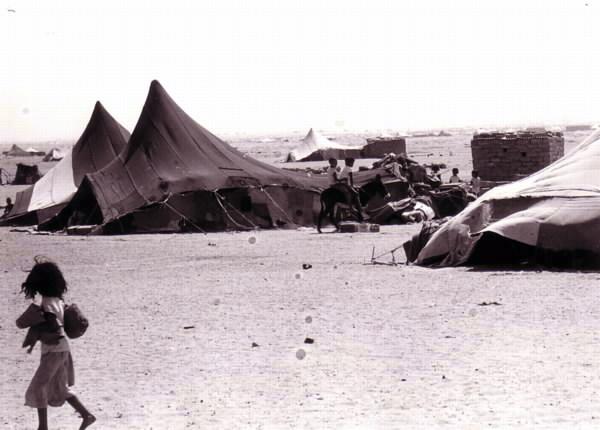 Zeltlager bei Tindouf